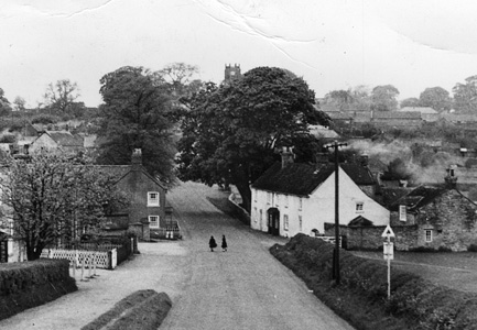 Coxwold Then and Now